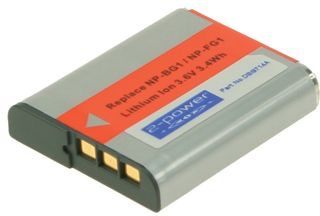 Image of   Digital Camera Battery 3.6V 940mAh