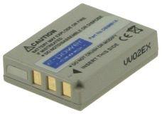 Billede af Digital Camera Battery 3.6V 645mAh