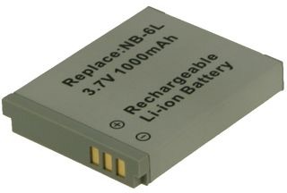 Digital Camera Battery 3.7V 700mAh