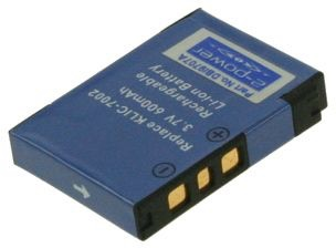 Image of   Digital Camera Battery 3.7V 570mAh