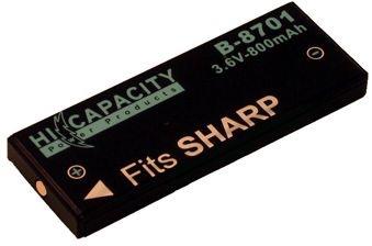 Billede af Digital Camera Battery 3.6V 1000mAh