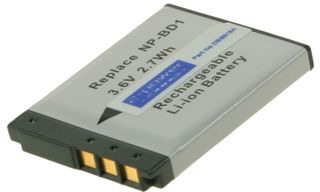Image of   Digital Camera Battery 3.6V 2.7Wh