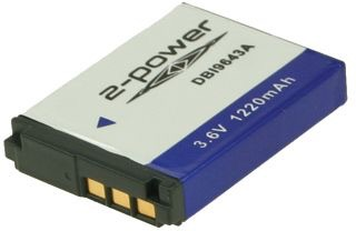 Billede af Digital Camera Battery 3.6V 1100mAh