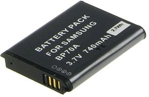 Image of   Digital Camera Battery 3.7V 700mAh