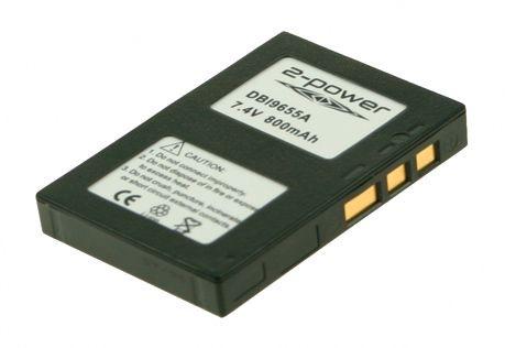 Digital Camera Battery 7.2V 800mAh