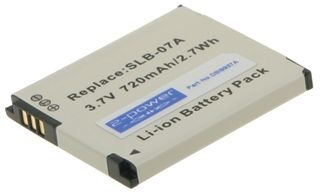 Image of   Digital Camera Battery 3.7v 720mAh