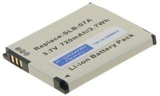 Billede af Digital Camera Battery 3.7v 720mAh
