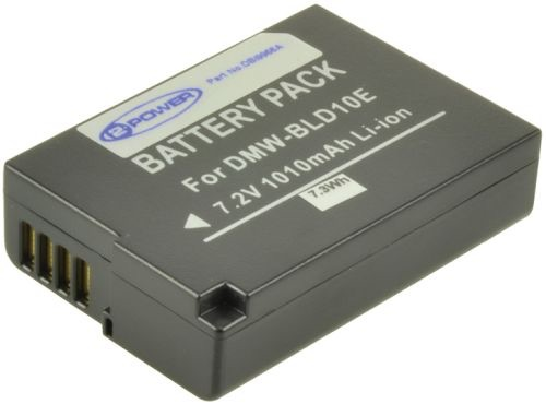 Image of   Digital Camera Battery 7.2V 1010mAh