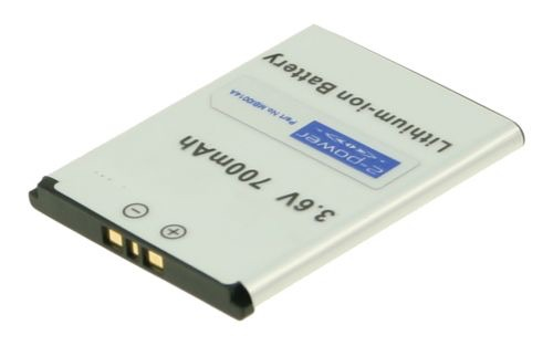 Image of   Mobile Phone Battery 3.6V 700mAh