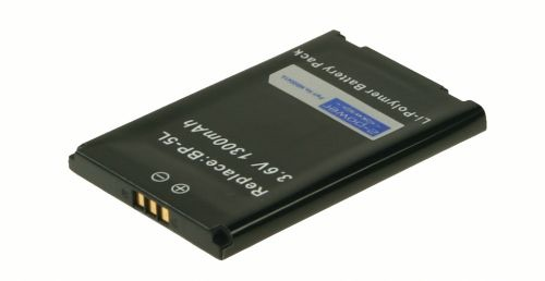 Image of   Mobile Phone Battery 3.6V 1300mAh