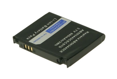 Image of   Mobile Phone Battery 3.7V 880mAh