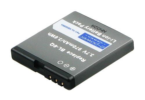 Billede af Mobile Phone Battery 3.7V 700mAh 3.6Wh