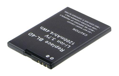 Mobile Phone Battery 3.7V 1000mAh