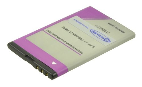 Image of   Mobile Phone Battery 3.7V 700mAh 2.6Wh