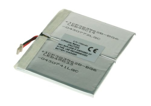 Image of   PDA Battery 3.7v 1700mAh
