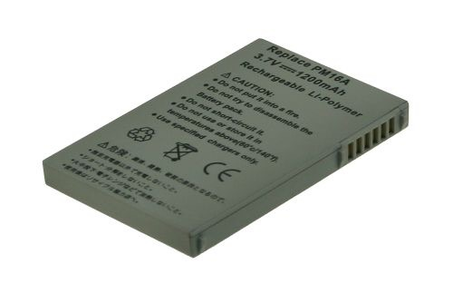 Image of   PDA Battery 3.7V 1200mAh