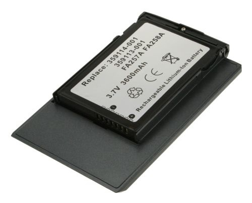 Image of   PDA Battery 3.7V 3600mAh (Extra Cap)