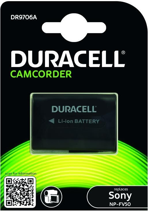 Image of   Camcorder Battery 7.4V 650mAh