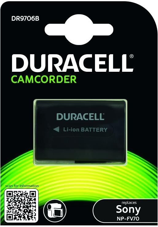 Image of   Camcorder Battery 7.4V 1640mAh