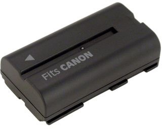 Billede af BP-911 Batteri til Canon Kamera (Kompatibelt)