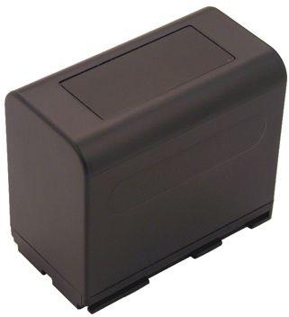 Billede af Camcorder Battery 7.2V 6600mAh
