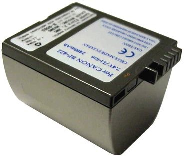 Image of   Camcorder Battery 7.4V 1620mAh