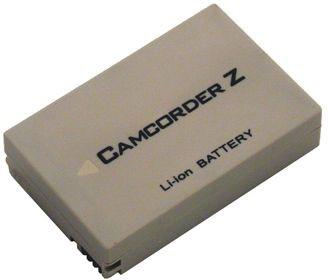 Billede af Camcorder Battery 7.4V 1100mAh