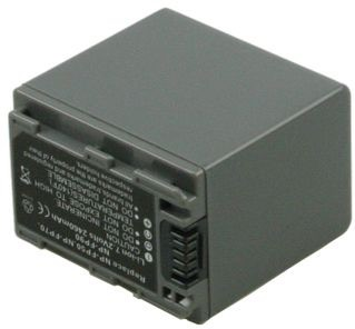 Image of   Camcorder Battery 7.2V 2300mAh