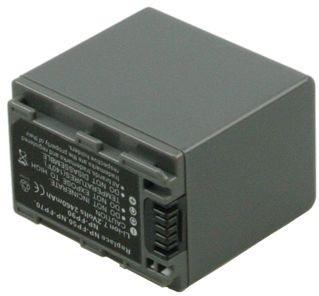 Billede af Camcorder Battery 7.2V 2300mAh