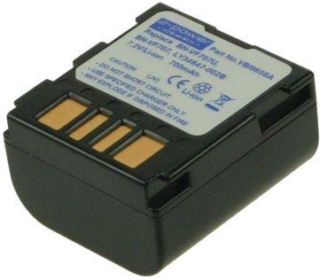 Billede af 2-Power Kamerabatteri til JVC GR-D271U