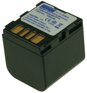 Image of   Camcorder Battery 7.2V 1400mAh
