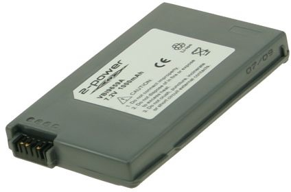 Image of   Camcorder Battery 7.2V 1200mAh