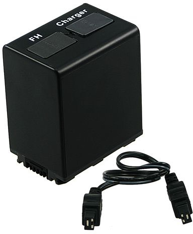 Image of   Camcorder Battery 7.2V 2250mAh