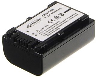 Image of   Camcorder Battery 6.8V 980mAh