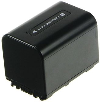 Image of   Camcorder Battery 7.2V 1620mAh
