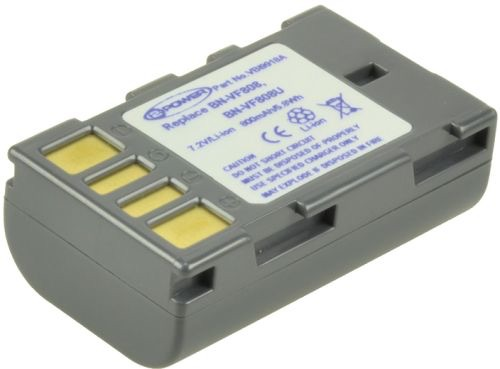 Image of   Camcorder Battery 7.2V 800mAh