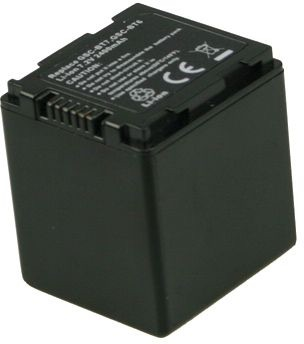 Image of   Camcorder Battery 7.2V 2400mAh