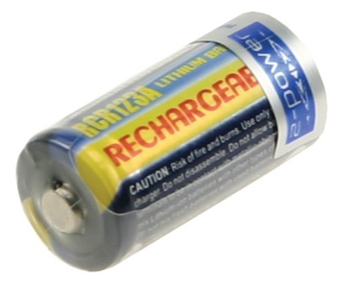 Image of   Camera Battery 3V 500mAh (Rechargeable)
