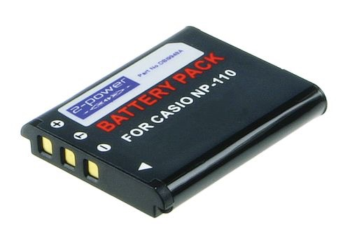 Billede af Digital Camera Battery 3.7v 1200mAh
