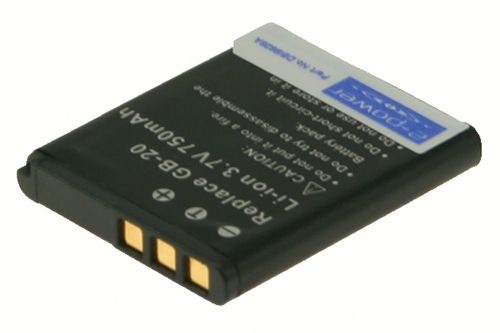 Image of   Digital Camera Battery 3.7V 750mAh