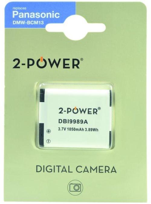 Billede af Digital Camera Battery 3.7V 1050mAh