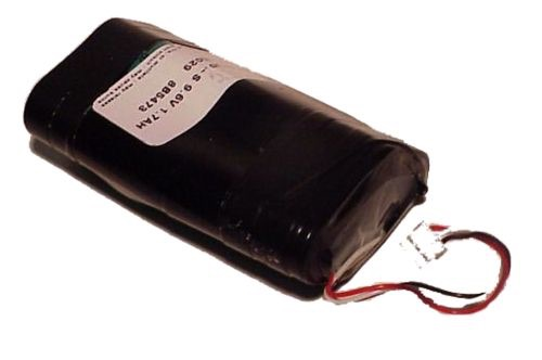Digital Camera Battery 9.6v 1800mAh