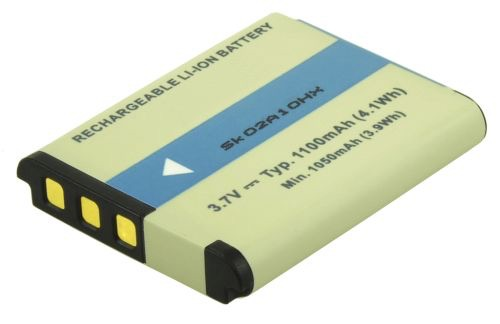 Image of   Camcorder Battery 3.7V 1100mAh