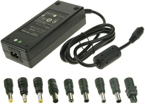 Image of AC Adapter with 9 Tips