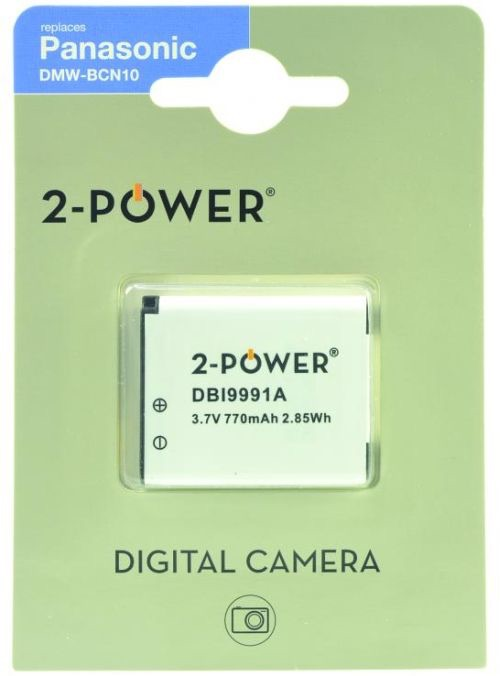 Image of   Digital Camera Battery 3.7V 770mAh