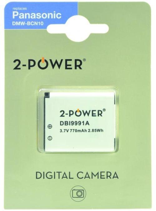 Billede af Digital Camera Battery 3.7V 770mAh