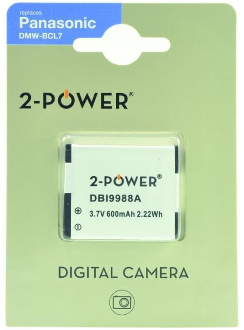 Image of   Digital Camera Battery 3.7V 600mAh