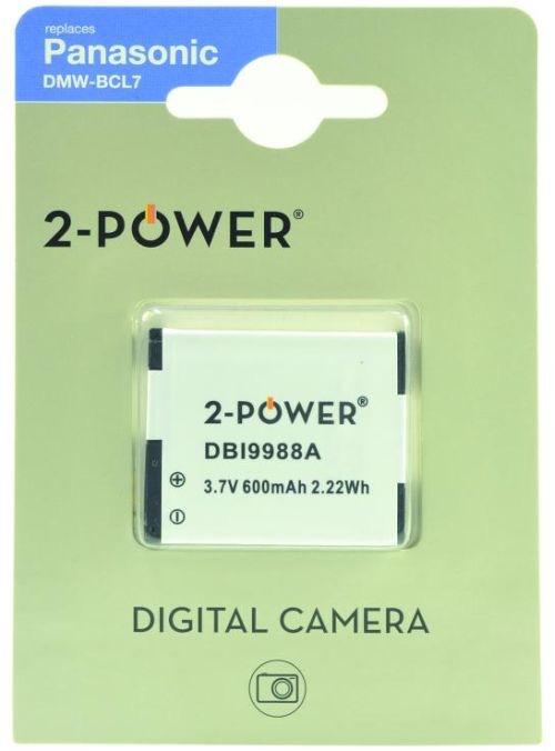 Billede af Digital Camera Battery 3.7V 600mAh