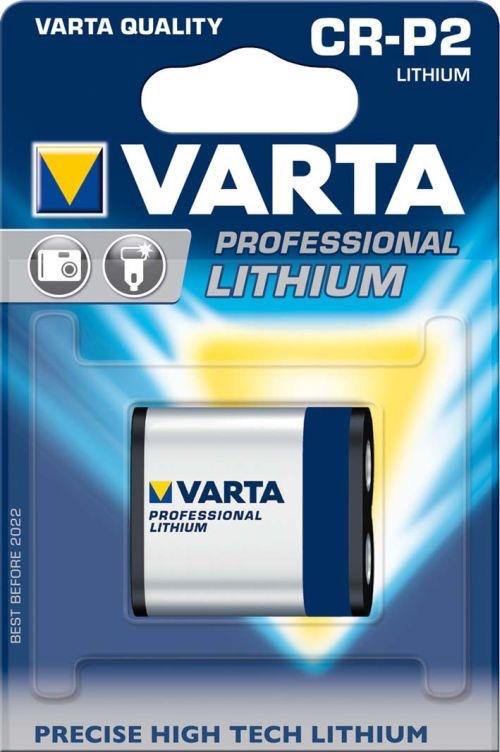 Billede af CR-P2 6 volt Lithium batteri til blandingsbatteri