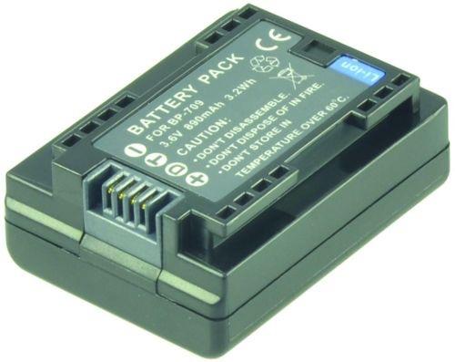 Billede af Camcorder Battery 3.6V 890mAh